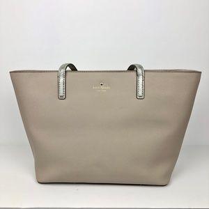 Kate Spade Cream Tote Bag